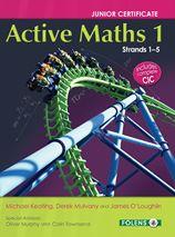 Active Maths 1 Text & Activity Book 2015