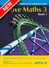 Active Maths 3 Book 1 (&Activity Book)Ol
