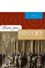 Know Your History Workbook (Junior Cert)