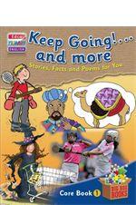 Bba: Keep Going (Corebook 1) 2Nd Class.