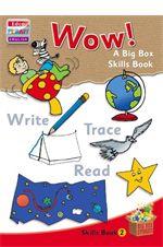 Bba: Wow! Skills Book Junior Infants