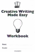 Creative Writing Made Easy Workbook