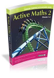 Active Maths 2 Text & Activity Book (Hl)