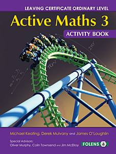 Active Maths 3 Activity Book (2014+) Ol