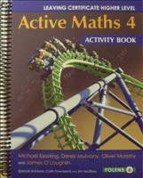 Active Maths 4 Activity Book (2014+) Hl