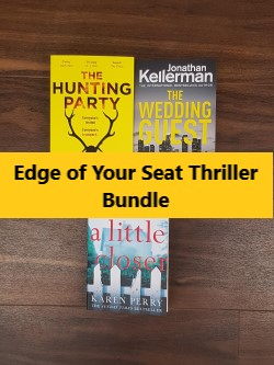 Thrillers Bundle