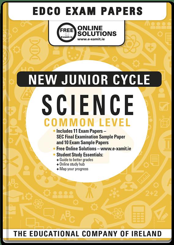 Science Common Level Sample Junior Cert Exam Papers